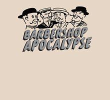 barbershop apocalypse  T-Shirt