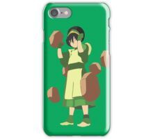 Toph Green iPhone Case/Skin