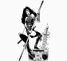 Analog Barbarian Queen  T-Shirt