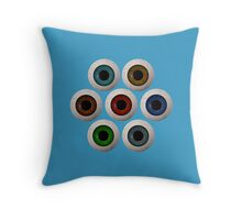 E7E Throw Pillow