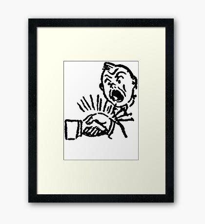 Joy Buzzer 2 Framed Print