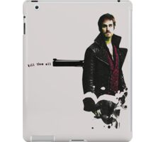 Once upon a time- Kill them all iPad Case/Skin