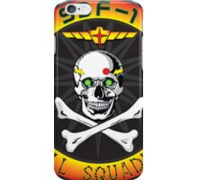 Skull Squadron iPhone Case/Skin