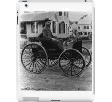 Cars 014 iPad Case/Skin