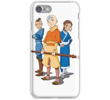 Team Avatar Cool iPhone Case/Skin