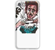 Exploding Pen iPhone Case/Skin