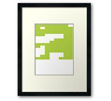the Extraterrestrial v.1  Framed Print