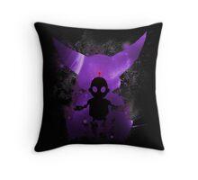 Ratchet & Clank Galaxy (Purple Version) Throw Pillow