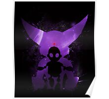 Ratchet & Clank Galaxy (Purple Version) Poster