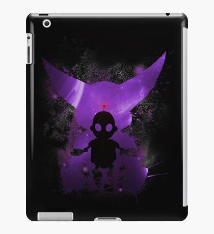 Ratchet & Clank Galaxy (Purple Version) iPad Case/Skin