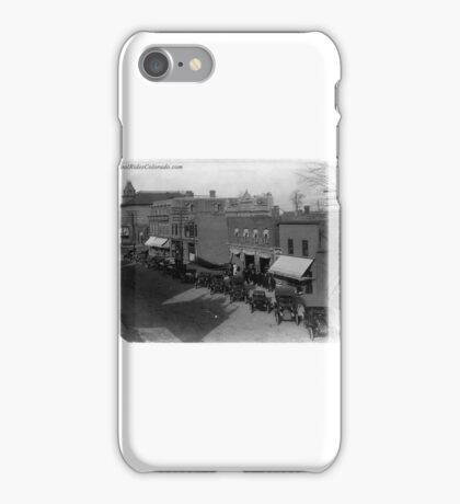Cars 012 iPhone Case/Skin