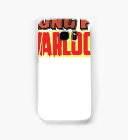 Kung Fu Warlock  Samsung Galaxy Case/Skin