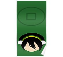 Toph Earth Poster