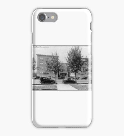 Cars 011 iPhone Case/Skin