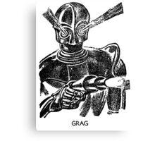 GRAG  Canvas Print