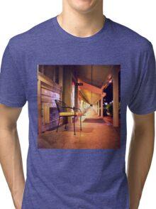 Night at the Motel Tri-blend T-Shirt