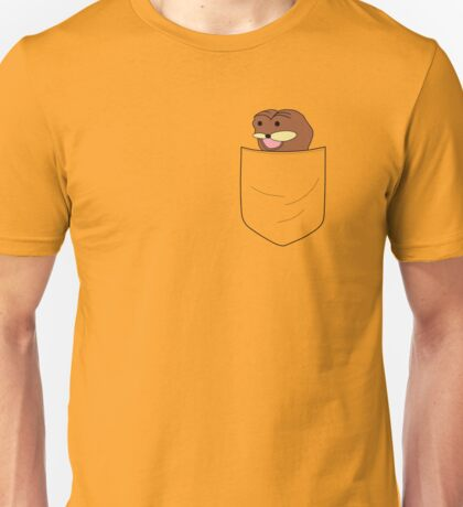Pocket Spurdo Unisex T-Shirt