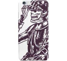 Skeleton Warrior  iPhone Case/Skin