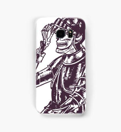 Skeleton Warrior  Samsung Galaxy Case/Skin