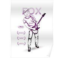 FoxMan Poster