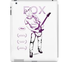FoxMan iPad Case/Skin