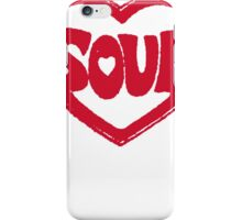SOUL v.2  iPhone Case/Skin