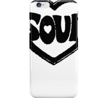 SOUL v.1  iPhone Case/Skin