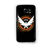 The Division: SHD Design Phone Case Samsung Galaxy Case/Skin