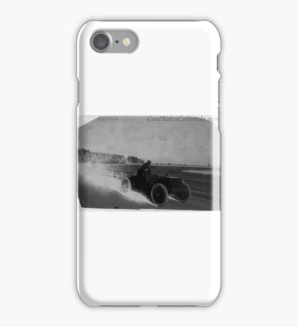 Cars 007 iPhone Case/Skin