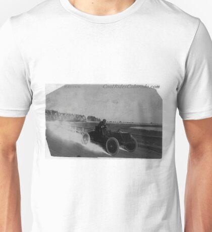 Cars 007 Unisex T-Shirt
