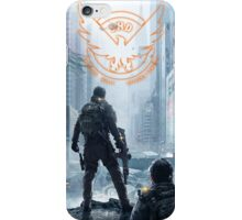 The Division: SHD Agent Phone Case iPhone Case/Skin