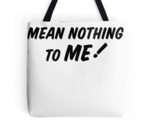 YOU PEOPLE (black text)  Tote Bag