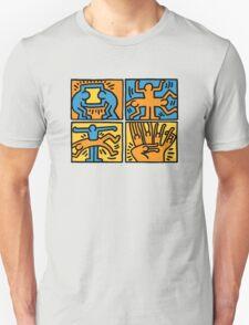 Keith Haring Unisex T-Shirt