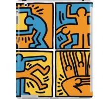 Keith Haring iPad Case/Skin