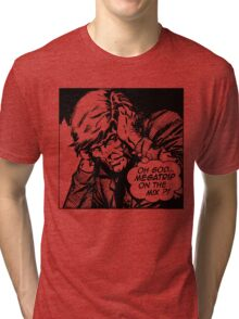 MEGATRIP ON THE MIX?!  Tri-blend T-Shirt
