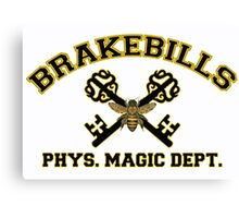 Brakebills Physical Magic Department BEST QUALITY Canvas Print