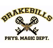 Brakebills Physical Magic Department BEST QUALITY Photographic Print