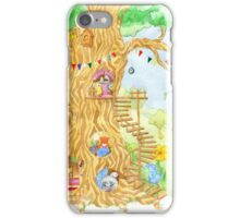 Fairy tree iPhone Case/Skin