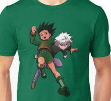 Hunter X Hunter gon and killua Unisex T-Shirt