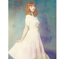 SNSD / LION HEART / YOONA / WATERCOLOR Photographic Print
