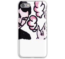 smoking fingers  iPhone Case/Skin
