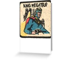 Flash Megatrip  Greeting Card