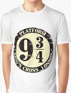 harry potter platform 9 3/4 Graphic T-Shirt