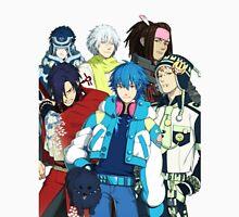 Rhyme Ren, Clear, Mink, Koujaku, Aoba, Noiz and Ren Unisex T-Shirt