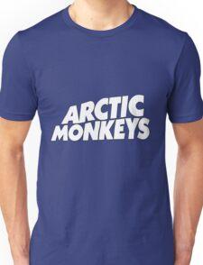 Arctic Monkeys logo Unisex T-Shirt