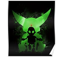 Ratchet & Clank Galaxy (Green Version) Poster