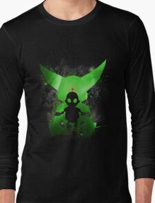 Ratchet & Clank Galaxy (Green Version) Long Sleeve T-Shirt