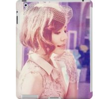 SNSD / LION HEART / SUNNY / WATERCOLOR iPad Case/Skin