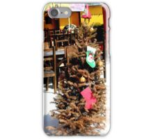 Caribbean Christmas  iPhone Case/Skin