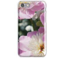 Peonies iPhone Case/Skin